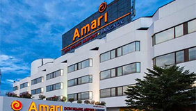 Hotels near Don Mueang Airport